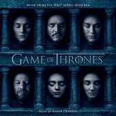 Ramin Djawadi - Game of Thrones Season 6 3XLP