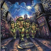 John Duprez - Teenage Mutant Ninja Turtles (Original Score) 2XLP