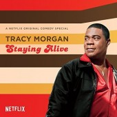 Tracy Morgan - Staying Alive 2XLP Vinyl