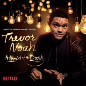 Trevor Noah - Afraid of the Dark 2XLP Vinyl