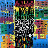 A Tribe Called Quest - People's Instinctive Travels & Paths Of Rhythm LP