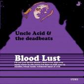 Uncle Acid & Deadbeats - Blood Lust (Anniversary Gold Sparkle) Vinyl LP