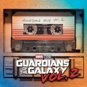 Various Artists- Guardians of the Galaxy Vol. 2: Awesome Mix Vol. 2 Cassette