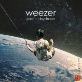 Weezer - Pacific Dream (Red w/ Black Splatter) Vinyl LP
