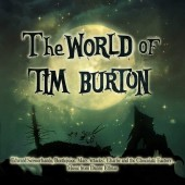 Various Artists - The World of Tim Burton 2XLP