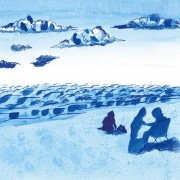 Explosions in the Sky - How Strange, Innocence (Blue) 2XLP