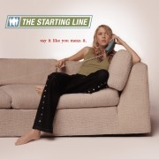 The Starting Line - Say It Like You Mean It 2XLP Vinyl