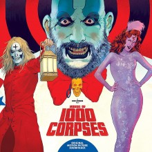 Soundtrack - House Of 1000 Corpses (Red) 2XLP