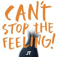 "Justin Timberlake - Can't Stop The Feeling! (Orange) 12"" EP Vinyl"