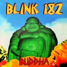 Blink 182 - Buddha (Gold) Vinyl LP