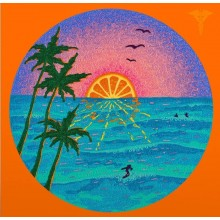 Various Artists - Jazz Dispensary: Orange Sunset (RSD) LP