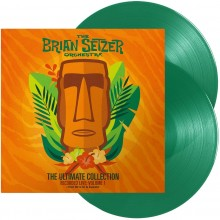 Brian Setzer - The Ultimate Collection Recorded Live: Volume 1 (Green) 2XLP