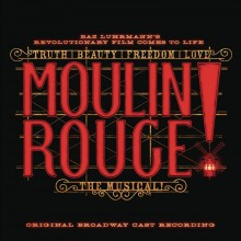 Soundtrack - Moulin Rouge! The Musical (Original Broadway Cast Recording) 2XLP Vinyl
