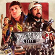 Various Artists - Jay & Silent Bob Reboot LP (Weed Coloured)