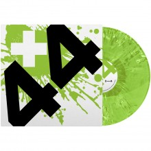 +44 - When Your Heart Stops Beating (Green) Vinyl LP