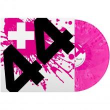 +44 - When Your Heart Stops Beating (Pink) Vinyl LP