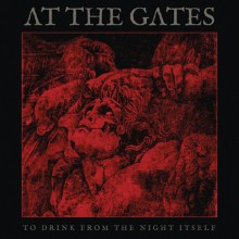 At The Gates - To Drink From The Night Itself (RED) Vinyl LP