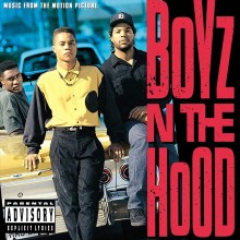 Soundtrack - Boyz N The Hood (Blue) 2XLP