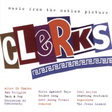 Soundtrack - Clerks (180 Gram White/Black) 2XLP