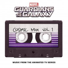 Soundtrack - Marvel's Guardians Of The Galaxy: Cosmic Mix Vol. 1 Cassette