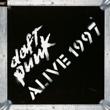 Daft Punk - Alive 1997 LP