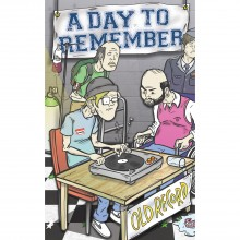A Day To Remember - Old Record Cassette