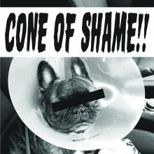 "Faith No More - Cone Of Shame (Clear) 7"""