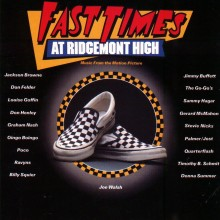 Various Artists - Fast Times At Ridgemont High 2XLP
