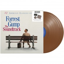 Soundtrack - Forrest Gump (Brown) 3XLP Vinyl