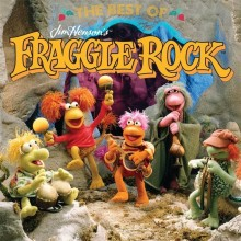 Soundtrack - The Best of Jim Henson's Fraggle Rock (Yellow) LP