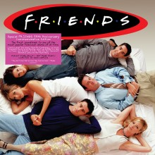 Soundtrack - Friends (Hot Pink) 2XLP Vinyl