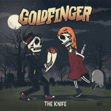 Goldfinger - The Knife LP