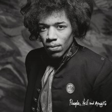 Jimi Hendrix - People, Hell And Angels 2XLP