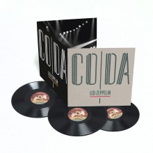 Led Zeppelin - Coda 3XLP