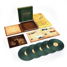 Howard Shore - The Lord Of The Rings: The Return Of The King - The Complete Recordings (Green) 6XLP