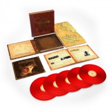 Howard Shore - The Lord Of The Rings: The Fellowship Of The Ring 5XLP