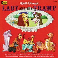 Soundtrack - Magic Mirror: Lady & The Tramp Vinyl LP