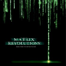 Various Artists - Matrix Revolutions 2XLP vinyl