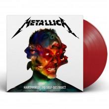 Metallica - Hardwired...To Self-Destruct 2XLP (Red)