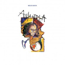Miles Davis - Amandla LP