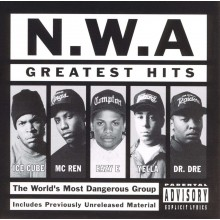 N.W.A. - N.W.A. Greatest Hits 2XLP