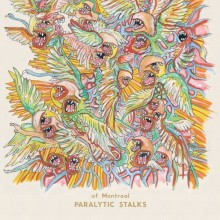 Of Montreal - Paralytic Stalks 2XLP