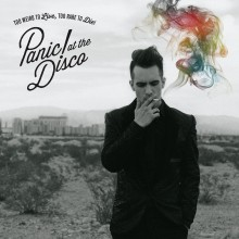 Panic At The Disco - Too Weird To Live, Too Rare To Die! Vinyl LP