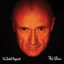 Phil Collins - No Jacket Required LP