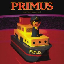 Primus - Tales From The Punchbowl 2XLP vinyl