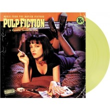 Soundtrack - Pulp Fiction (Yellow / IMPORT) LP