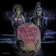 Return of the Living Dead Soundtrack Vinyl