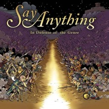 Say Anything In Defense Of The Genre Vinyl