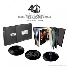 John Williams - Star Wars: A New Hope Vinyl Boxset
