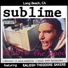 Sublime - Robbin' The Hood 2XLP